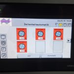 New Controlbox Touchscreen